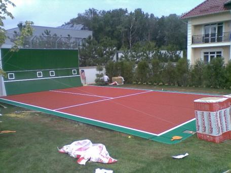 Tennisplatz Hamburg